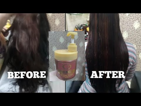 After spa hair to what do Hair Spa